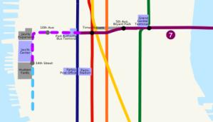 seven train extension