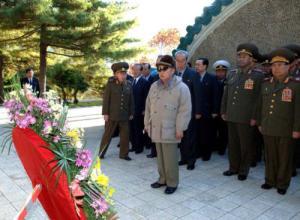 Kim Jong Il and daniel adler