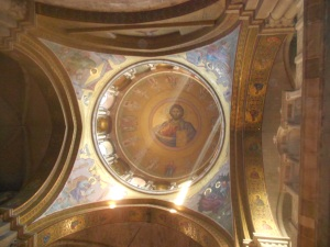 church of the holy sepulcher basilica