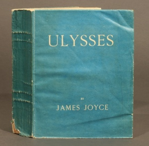 """It's hard to take a literarian seriously if they haven't read """"Ulysses."""""""
